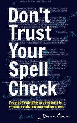Books on My Shelves - Don't Trust Your Spell Check