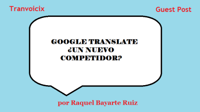 Google Translate - Raquel