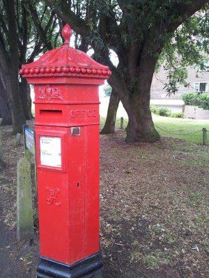 Post box1