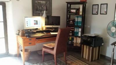 Andrew Morris Desk 2