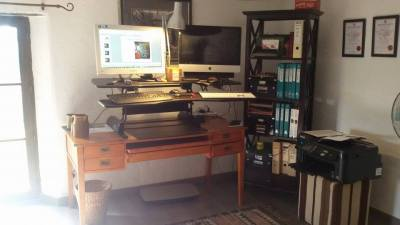 Andrew Morris Desk 3
